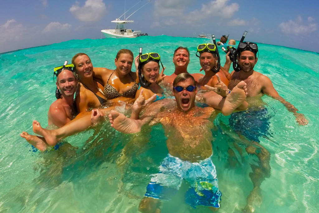 Group Tours To Grand Cayman S
